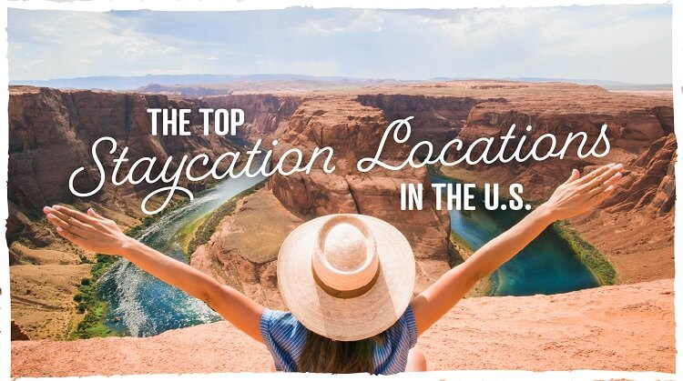 The Cheapest Cities for a Staycation in the USA