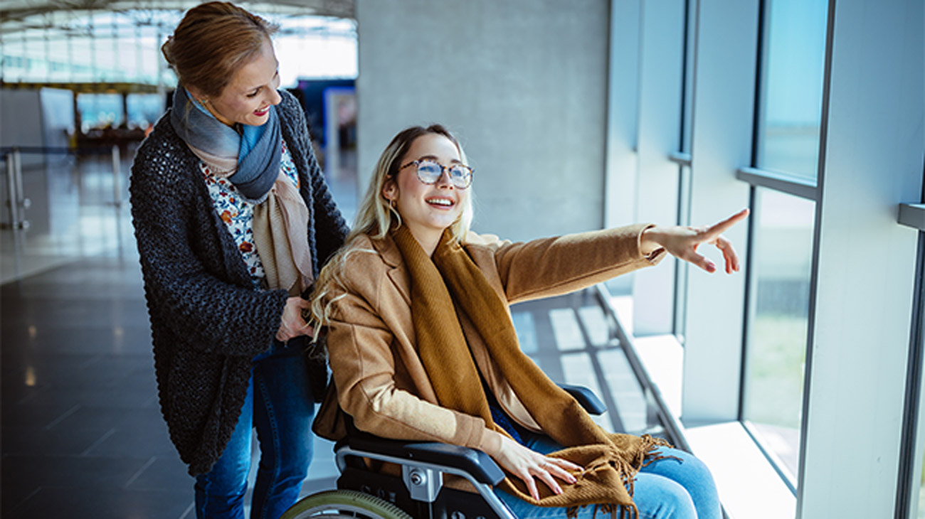 Step-by-Step Guide to Traveling With a Disability
