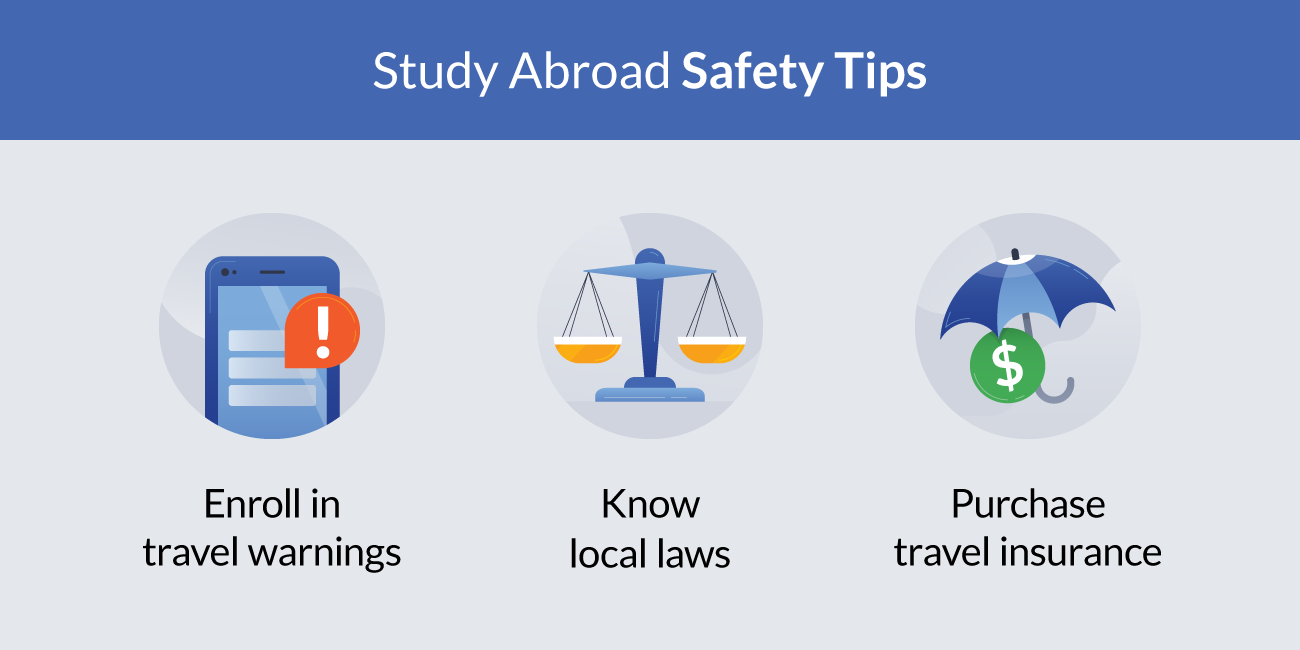study abroad safety tips
